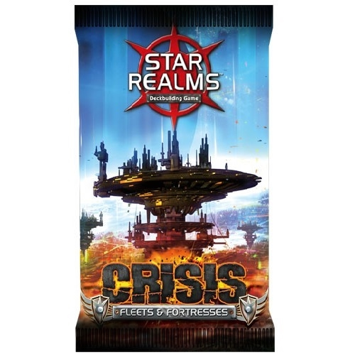 Star Realms - Crisis Fleets & Fortresses