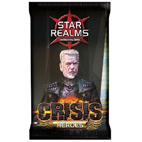 Star Realms - Crisis Heroes