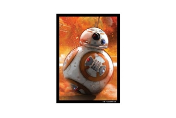 Kort tilbehør - Star Wars -  BB-8 - Standard Sleeves (50stk) - Limited