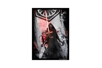 Kort tilbehør - Star Wars -  First Order - Standard Sleeves (50stk) - Limited