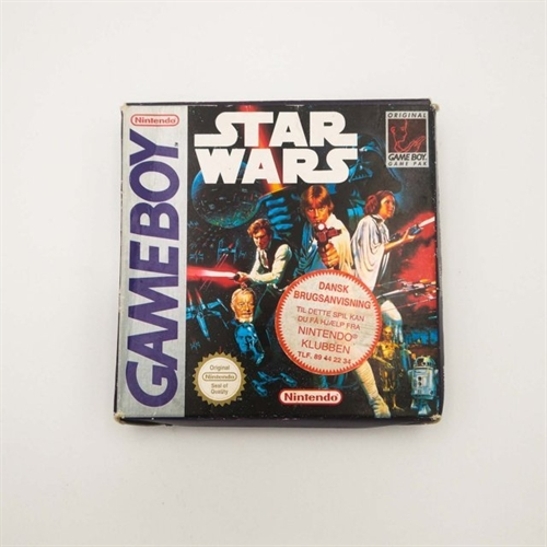 Star Wars - Gameboy Original (B Grade) (Genbrug)