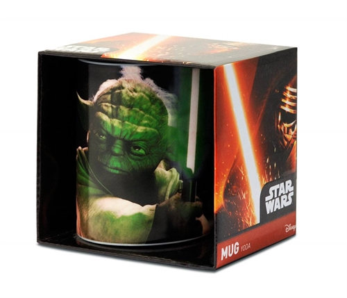 Star Wars - Yoda - krus