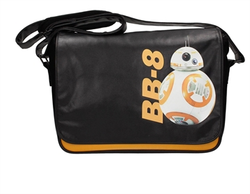 Star Wars BB-8 Sort Orange - Skuldertaske