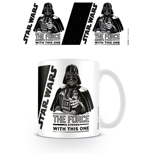 Star Wars Darth Vader - The Force Is Strong - krus