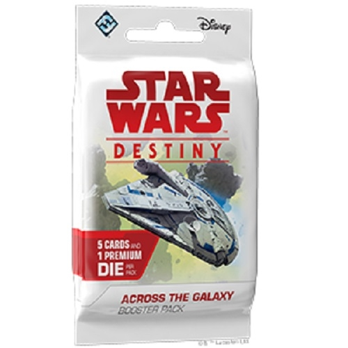 Star Wars Destiny - Across the Galaxy - Booster Pakke