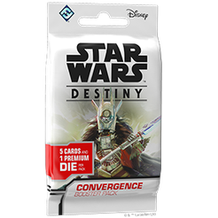 Star Wars Destiny - Convergence Booster Pakke
