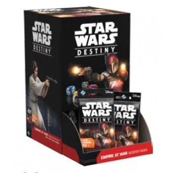 Star Wars Destiny - Empire at War - Booster Display (36 Booster Pakker)