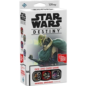 Star Wars Destiny - General Grievous Starter Set