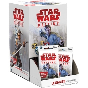 Star Wars Destiny - Legacies - Booster Display (36 Booster Pakker)