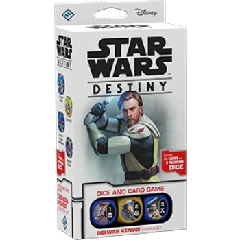 Star Wars Destiny - Obi-Wan Kenobi Starter Set