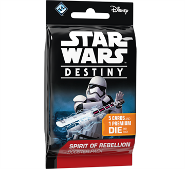 Star Wars Destiny - Spirit of Rebellion - Booster Pack