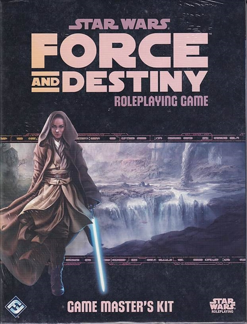 Star Wars Force and Destiny - Game Masters kit (B Grade) (Genbrug)