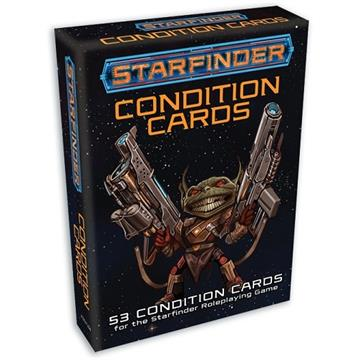 Starfinder - Condition Cards