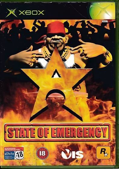 State of Emergency - XBOX (B Grade) (Genbrug)