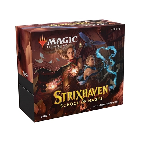 Strixhaven School of Mages - Bundle - Magic the Gathering