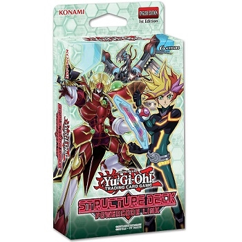 Structure Deck - Powercode Link - Yu-Gi-Oh kort