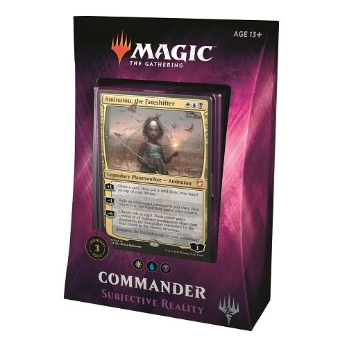 Exquisite Inventions - Commander 2018 Deck - Magic The Gathering