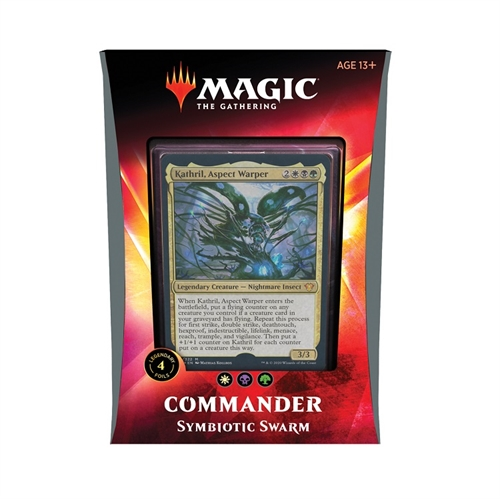 Symbiotic Swarm - Ikoria Commander Deck - Magic The Gathering