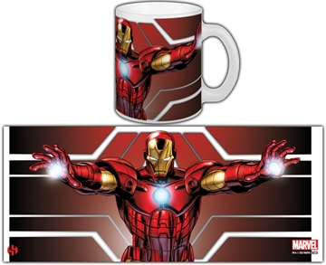 The Avengers - Iron Man - Krus
