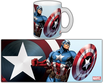 The Avengers - Captain America - Krus