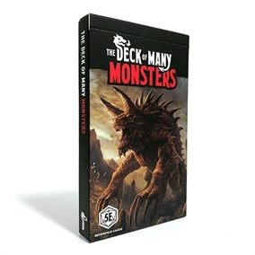 The Deck of Many - Monsters 1