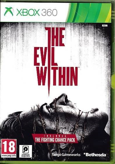 The Evil Within - XBOX 360 (B Grade) (Genbrug)