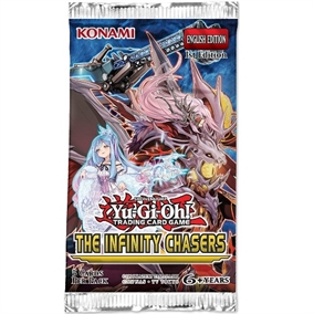 The Infinity Chasers - Booster Pakker - Yu-Gi-Oh kort