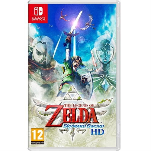The Legend of Zelda: Skyward Sword HD - Nintendo Switch Spil