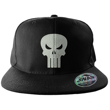 The Punisher- Broderet Logo - Kasket
