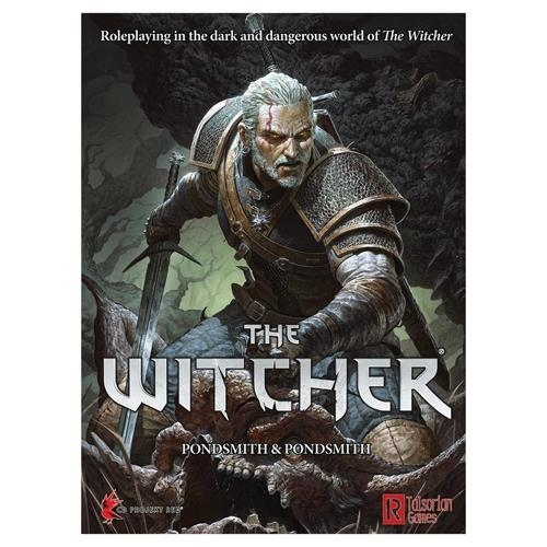 The Witcher Roleplaying Game - Core Rulebook