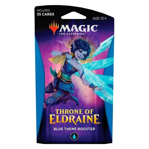 Throne of Eldraine - Blue Theme Booster - Magic the Gathering