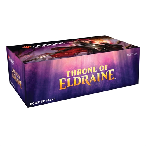 Throne of Eldraine - Booster Box Display (36 Booster Pakker) - Magic the Gathering