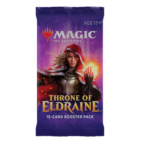 Throne of Eldraine - Booster Pakke - Magic the Gathering