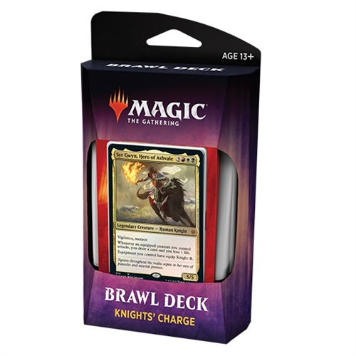Throne of Eldraine - Brawl Deck Knights Charge - Magic the Gathering