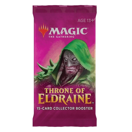 Throne of Eldraine - Collector Booster Pakke - Magic the Gathering