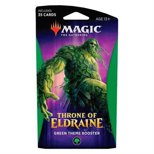 Throne of Eldraine - Green Theme Booster - Magic the Gathering