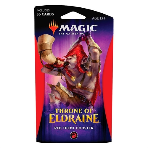 Throne of Eldraine - Red Theme Booster - Magic the Gathering