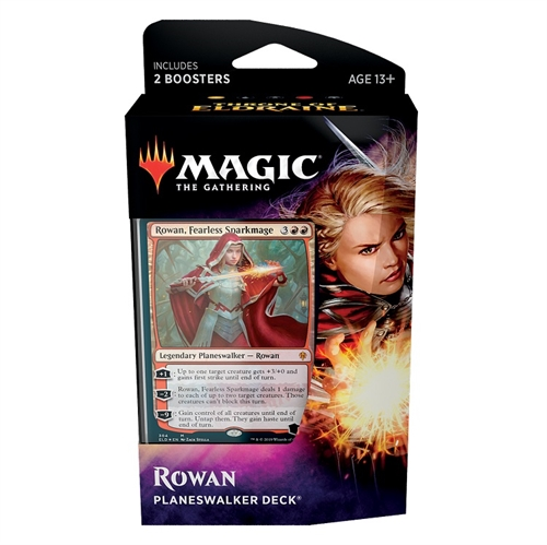 Throne of Eldraine - Rowan Planeswalker deck - Magic the Gathering