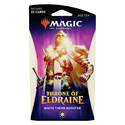 Throne of Eldraine - White Theme Booster - Magic the Gathering