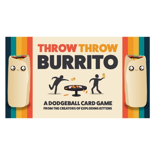 Throw Throw Burrito - Party Games