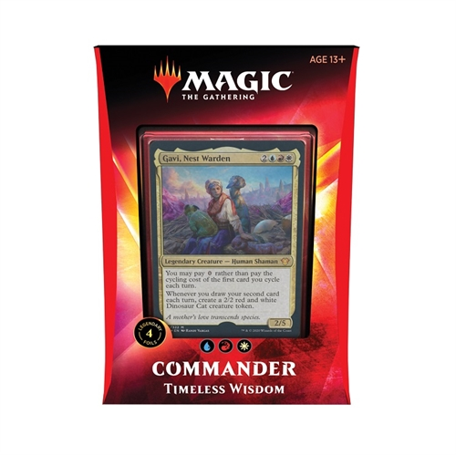 Timeless Wisdom - Ikoria Commander Deck - Magic The Gathering