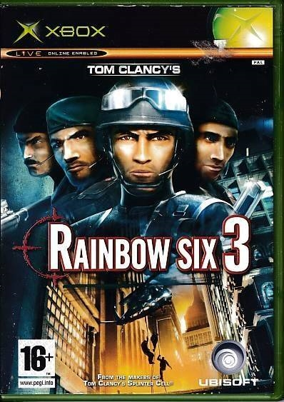Tom Clancy's Rainbow Six 3 - XBOX (B Grade) (Genbrug)