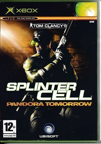 Tom Clancy's Splinter Cell Pandora Tomorrow - XBOX (B Grade) (Genbrug)