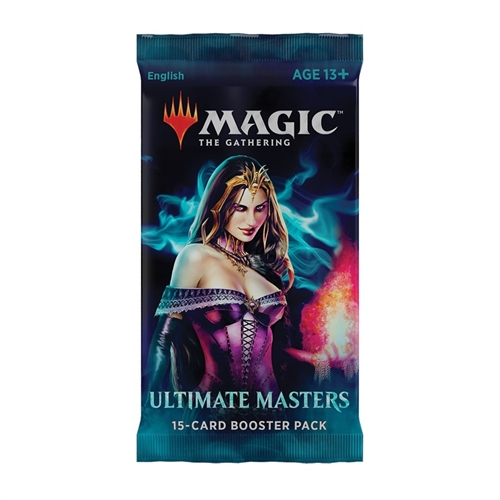 Ultimate Masters - Booster Pakke - Magic the Gathering (BMO*)