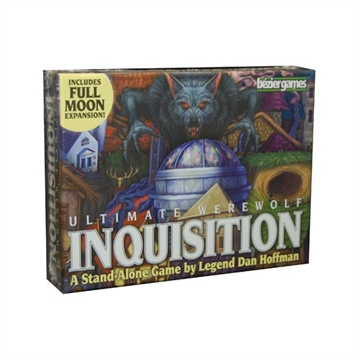 Ultimate Werewolf Inquisition - Party Game