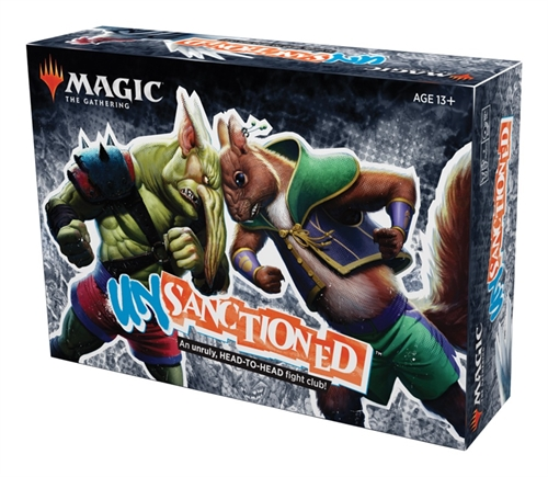 Unsanctioned - Magic the Gathering