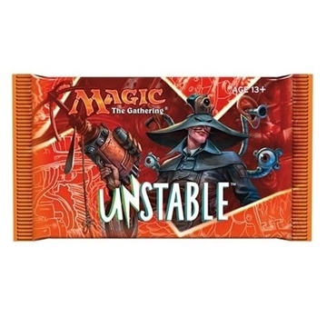 Unstable - Booster Pakke - Magic The Gathering