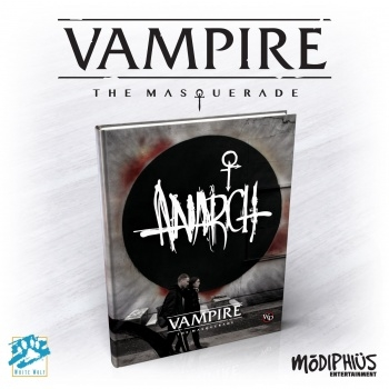 Vampire - The Masquerade 5th Edition -  Anarch Book