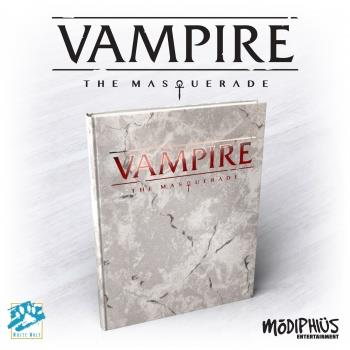Vampire - The Masquerade 5th Edition -  Deluxe edition Core Rulebook
