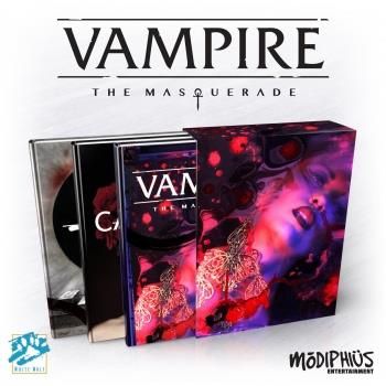 Vampire - The Masquerade 5th Edition - Slipcase Set